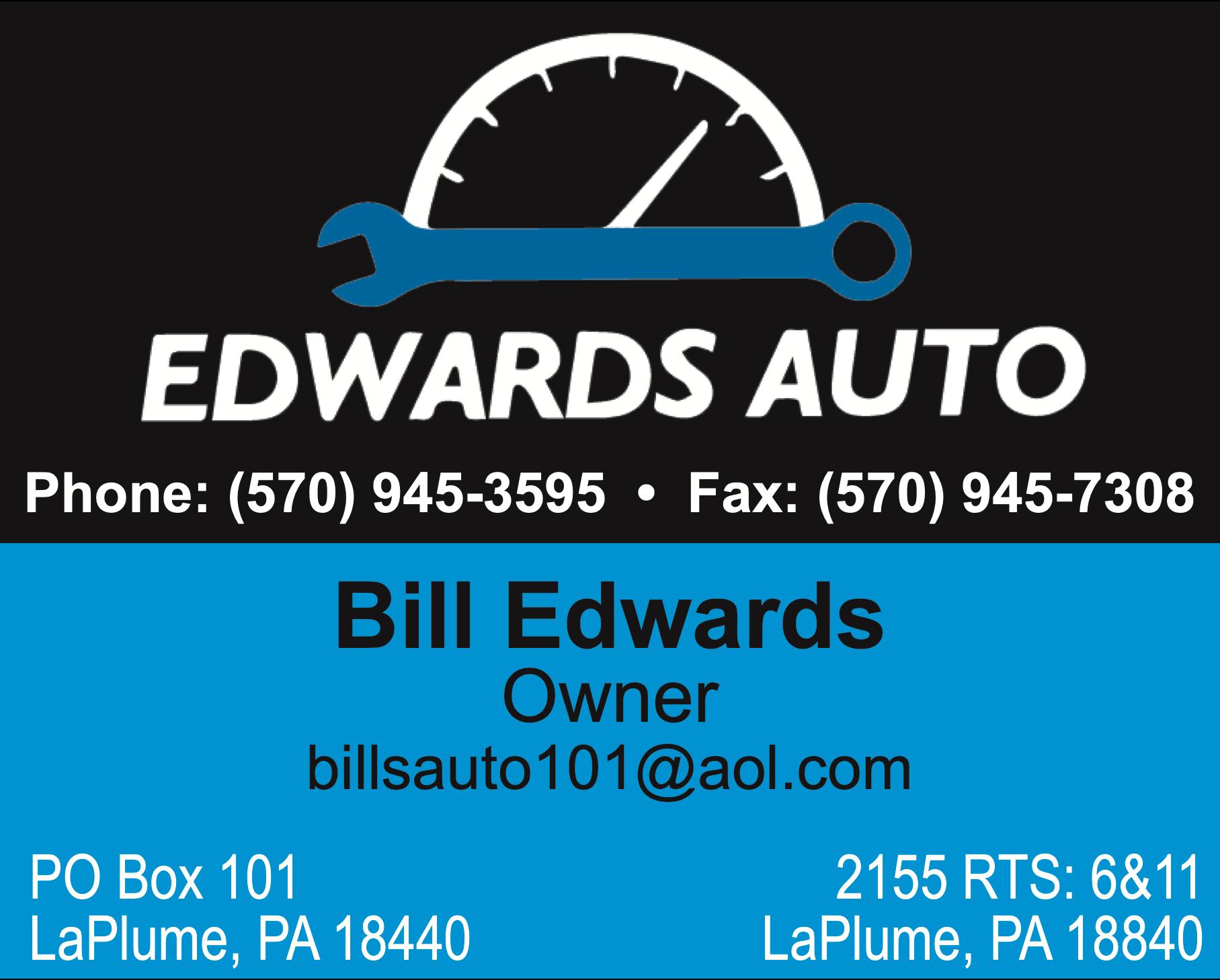 Edwards Auto