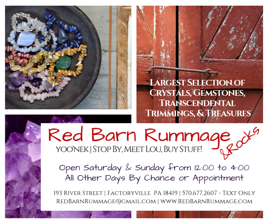 red barn rummage